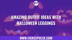 Amazing Outfit Ideas With Halloween Leggings