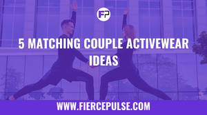 5 Matching Couple Activewear Ideas