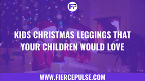 Kids Christmas Leggings That Your Children Would Love