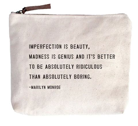 Make-up bag/Life Itself