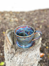 Load image into Gallery viewer, Drippy Aurora Personal Hand Pour Coffee Dripper - Hsiaowan Studios Handmade Ceramics Pottery