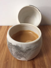 Load image into Gallery viewer, Oriental Matte - Ceramic Espresso Cups - Hsiaowan Studios Handmade Ceramics Pottery