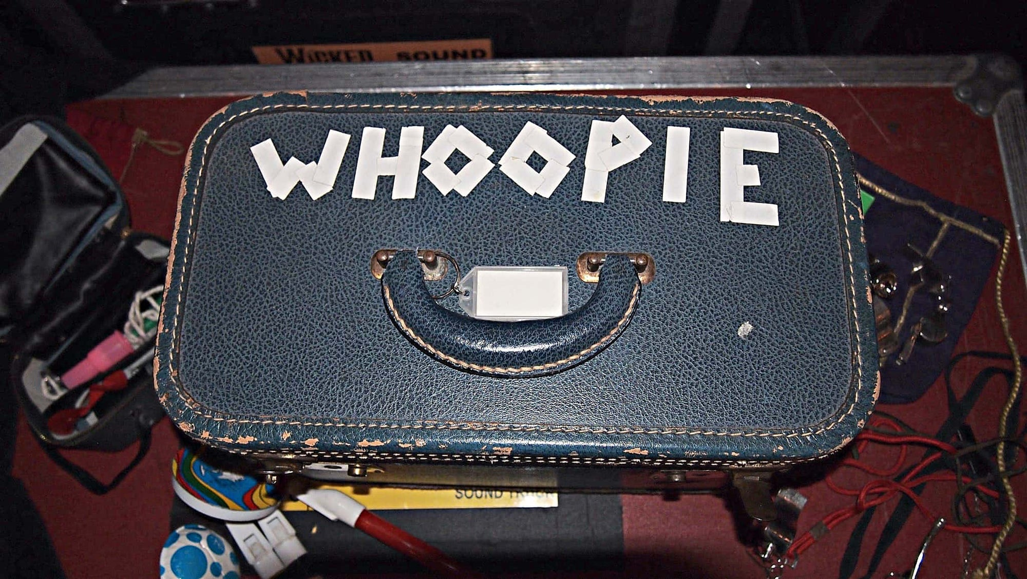 "Paul Hansen's ""Whoopie Case"""