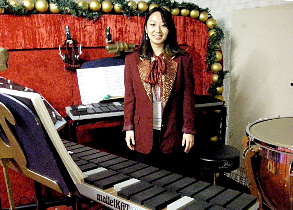 Photo of Chihiro Shibayama at Radio City Christmas Spectacular.