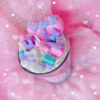 Cutie Heart Whipped Drink Candle