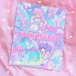 (LAST ONES) Dreamscape CherryCheezy Art Book 2015-2019