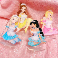 Magic Princess Cuties - Acrylic Standees