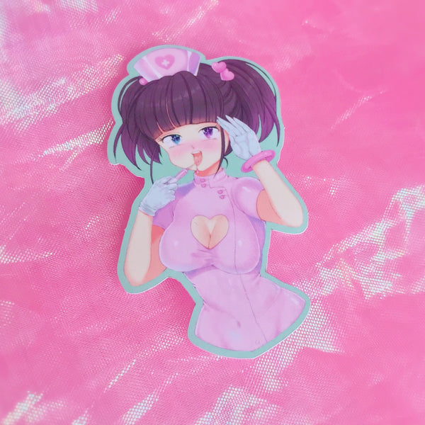 Nurse Sticker