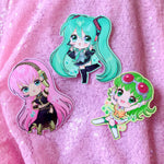 Vocaloid Stickers - Choose 1 or Entire Set