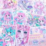 Yumekawaii Prints (4x6 ~ 5x7 in)
