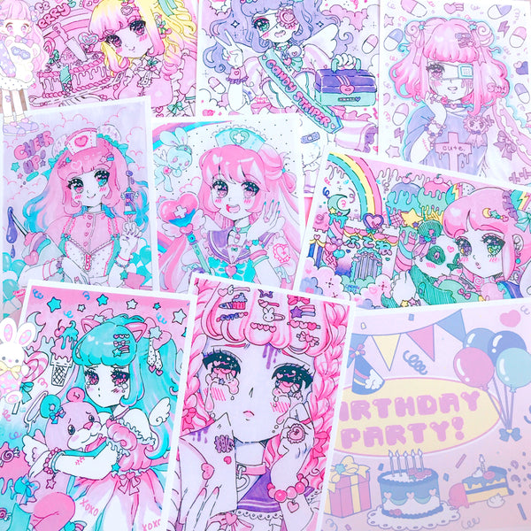 Yumekawaii Prints