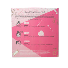Load image into Gallery viewer, Break Out The Bubbly - Detoxifying Masks Pink