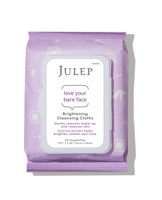 Love Your Bare Face - Brightening Cleansing Cloth