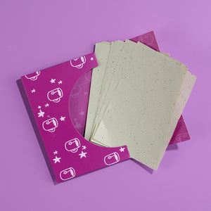 Control The Shine - Green Tea Infused Oil Blotting Sheets