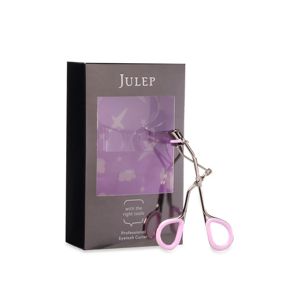 With the Right Tools Professional Eyelash Curler