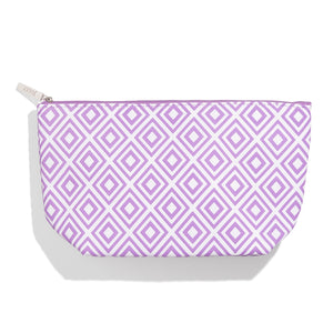 Lilac Cosmetic Bag