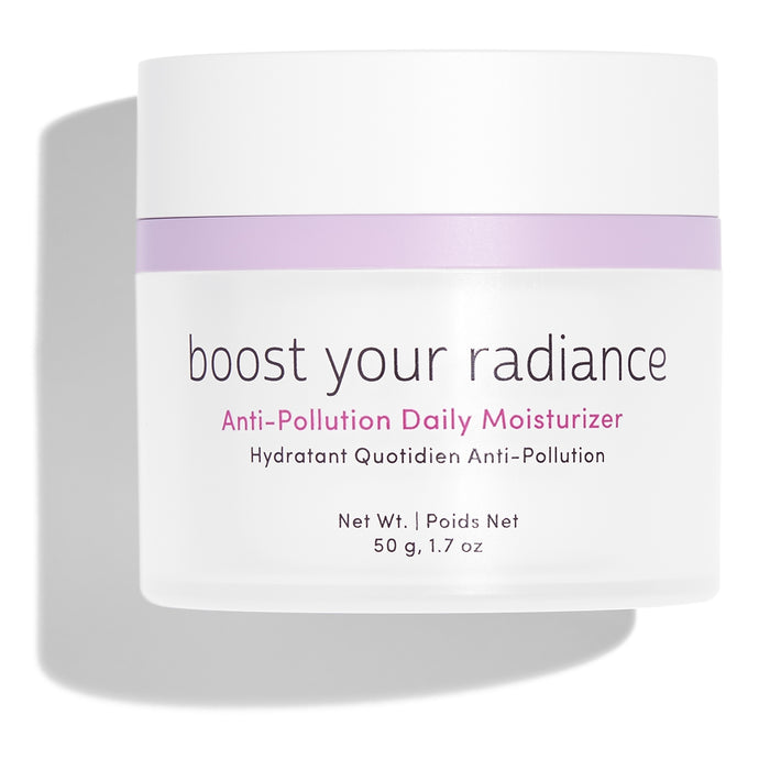 Boost Your Radiance Anti Pollution Daily Moisturizer