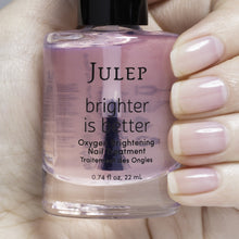 Load image into Gallery viewer, Super-Size Brighter Is Better Oxygen Brightening Nail Treatment