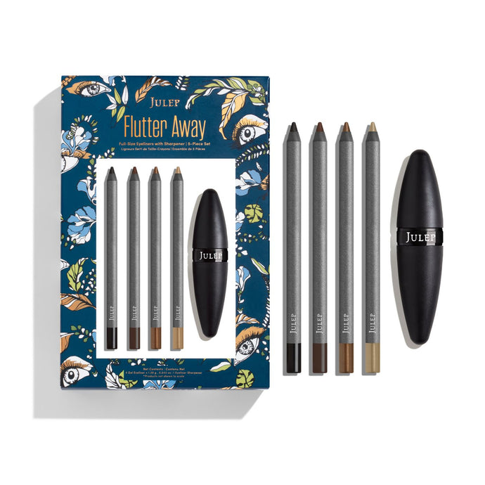 Flutter Away- 5pc Eyeliner Kit