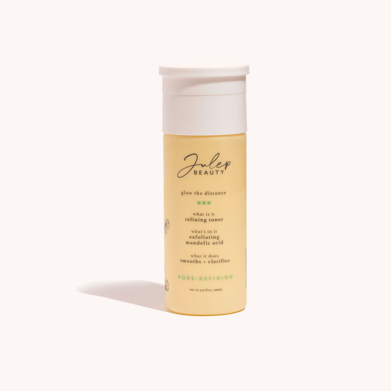 Glow the Distance Refining Toner