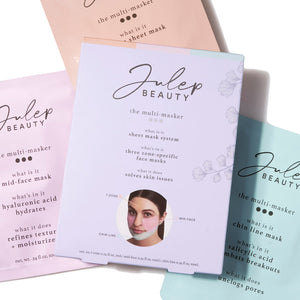 The Multi-Masker Sheet Mask System