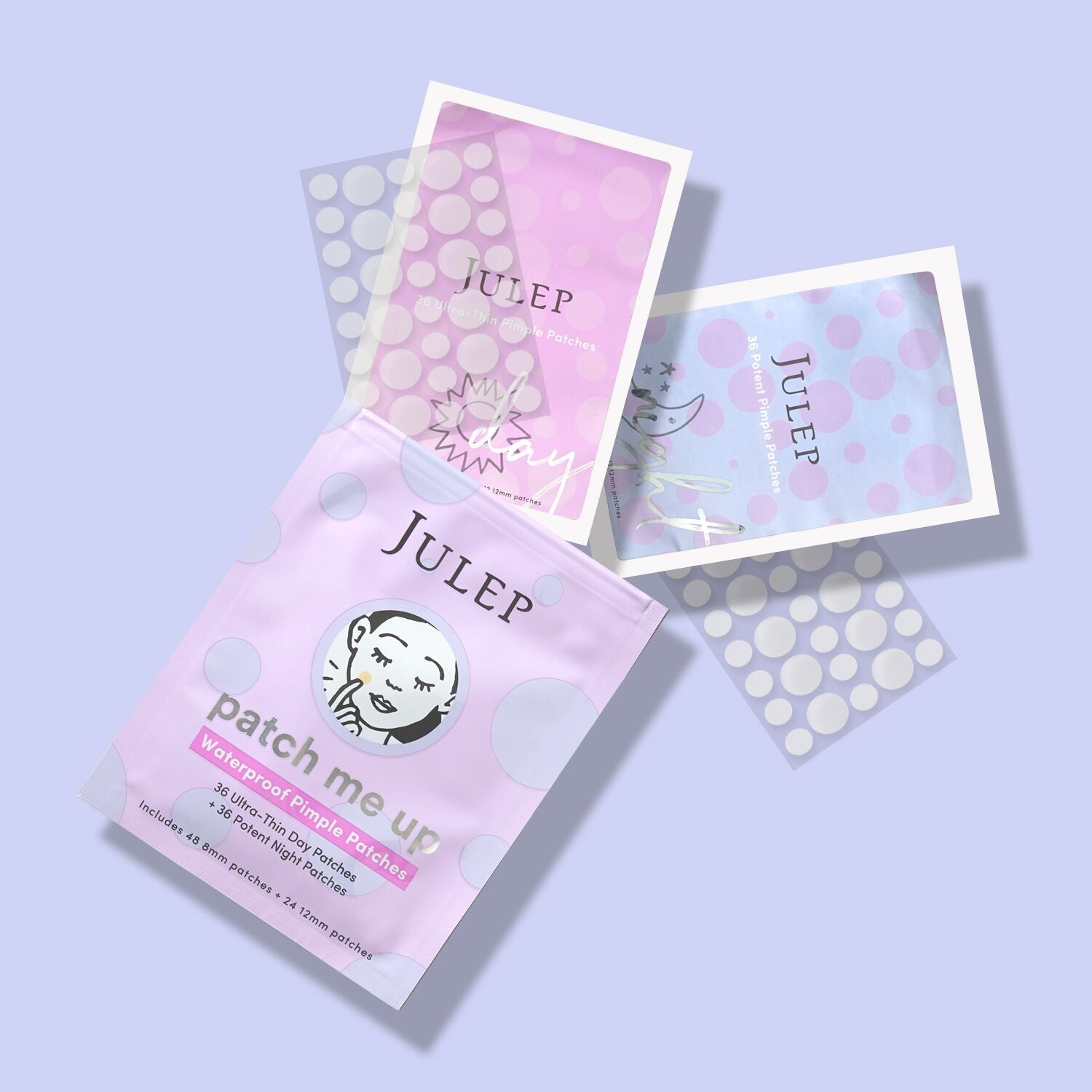 Patch Me Up Waterproof Pimple Patches