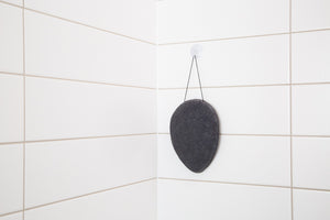 Charcoal Konjac Exfoliating Face Sponge