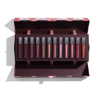 Divine Shine Lip Set (12 Pc)