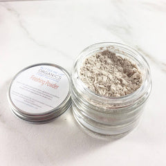 Organic Finishing Powder Setting