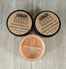 Eggnog Foundation - Mineral Makeup - Skincare -