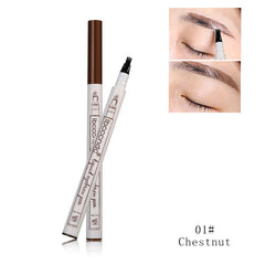 Waterproof  Microblading Liquid Eyebrow Pencil