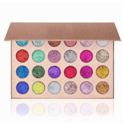Glam & Glitter Eye Shadow Palette