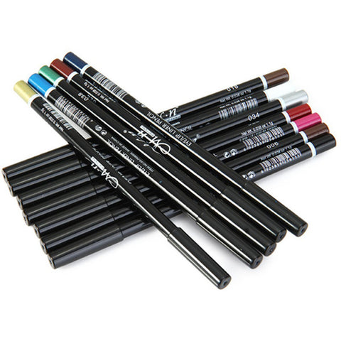 Multi-Color Pencil Eyeliner Set