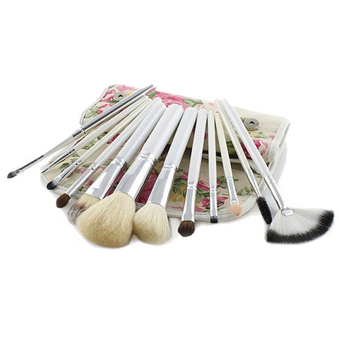 12 Piece Traditional Brush Set