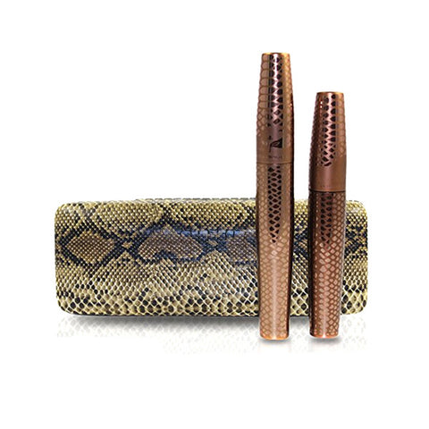 3D Fiber Lashes Waterproof Mascara in Snake Print