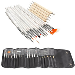 Professional Nail Art Brush Set