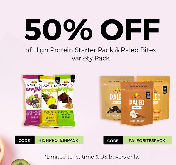 50 off high protein paleo bites pack