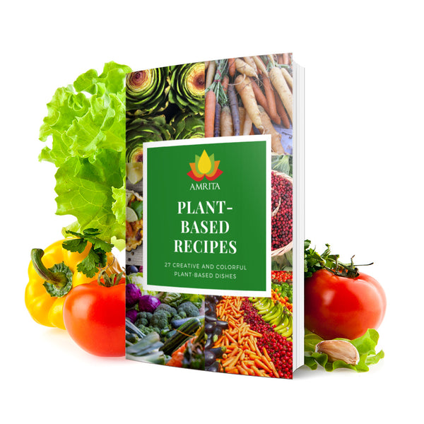 free plant based recipe book