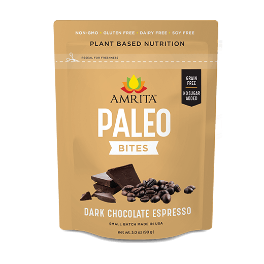 Paleo Dark Chocolate Espresso Bites