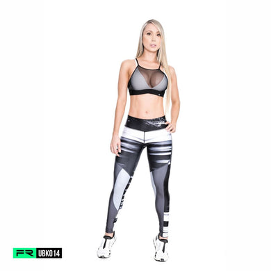 Active Leggings- UBK Fiber