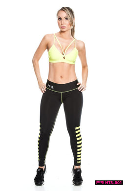 Active Tights-  HTS Fiber
