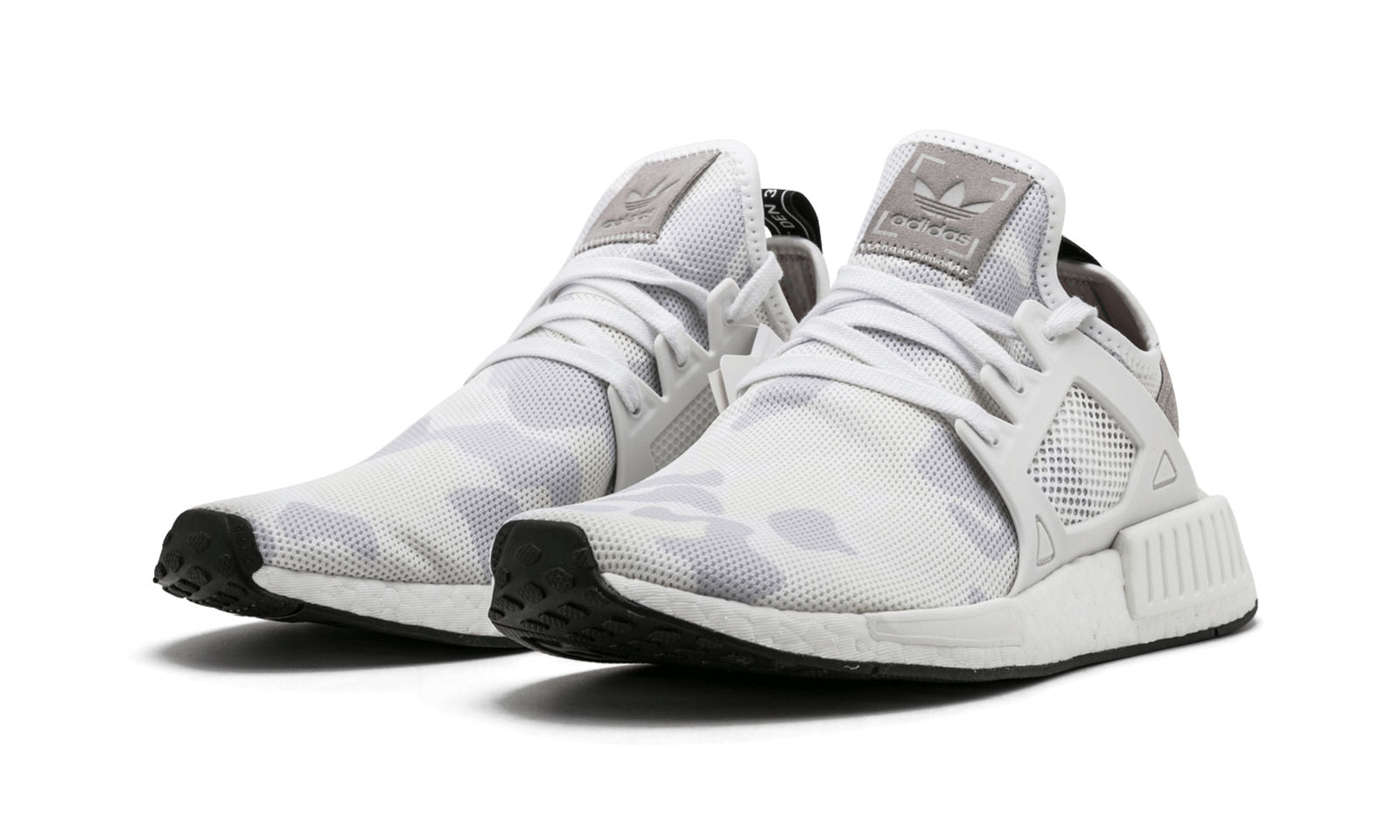 New adidas nmd xr1 nomad boost dunk pak white core black