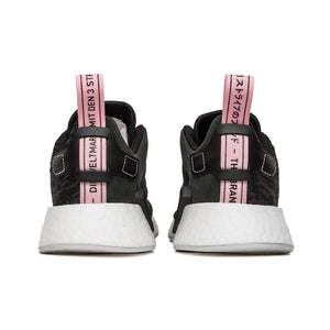 new arrival 69e6b 3d99a Women's Adidas NMD R2 Black/Wonder Pink BY9314