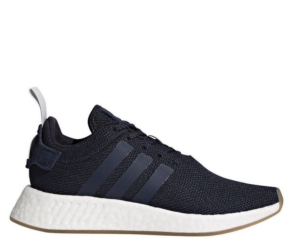 size 40 87868 c1f09 New adidas nmd r1 runner glitch midnight grey white BY3035
