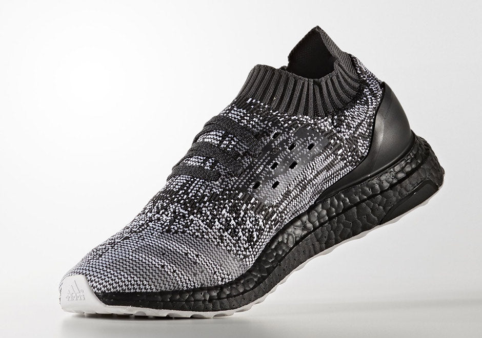 check out 42947 5a3c2 Adidas ultra boost uncaged glitch camo triple black limited shipping now  s80698
