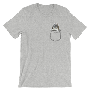 unisex charlie in my pocket t-shirt