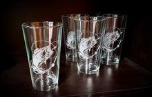 Load image into Gallery viewer, Bass Glassware-Set of 4