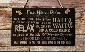 Fishhouse Rules