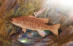 Small Mouth Ornament