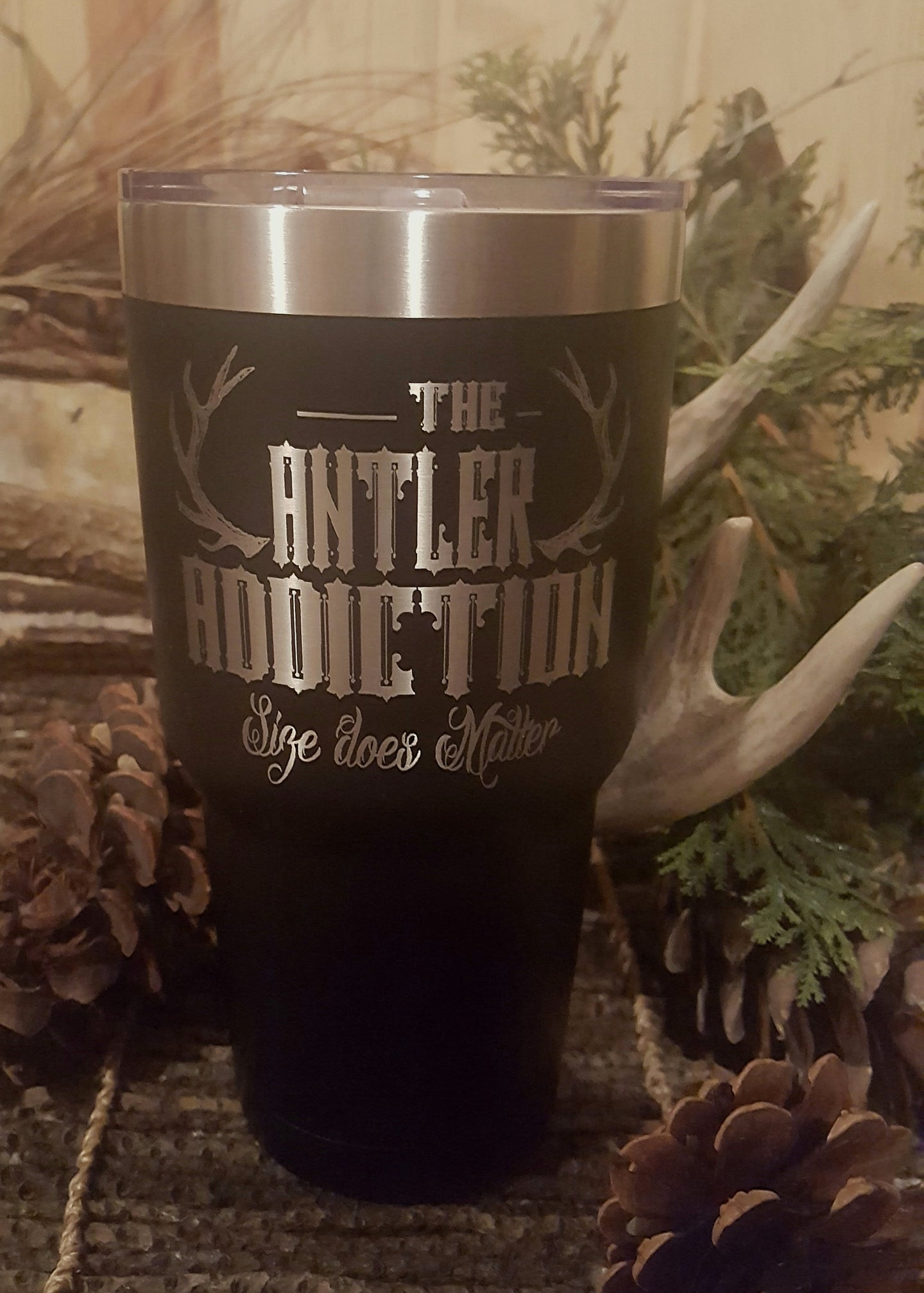 The ANTLER ADDICTION Size does Matter